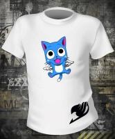 Футболка Anime Cat, жен L