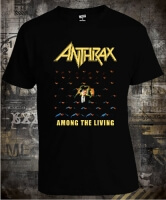 Anthrax Among the Living