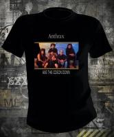 Футболка Anthrax Axe The Odeon Down