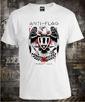 Футболка Anti-Flag Eagle