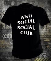 Футболка Anti Social Social Club муж С