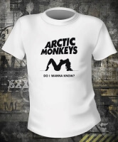 Футболка Arctic Monkeys Do I Wanna Know