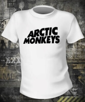 Футболка Arctic Monkeys Logo муж S