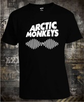 Arctic Monkeys Sound Wave