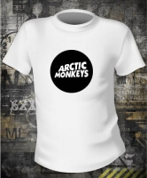 Футболка Arctic Monkeys муж М