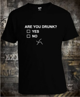 Футболка Are You Drunk