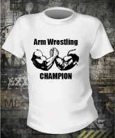 Футболка Arm Wrestling Chempion муж XXL