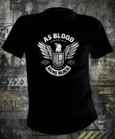Футболка As Blood Runs Black Eagle