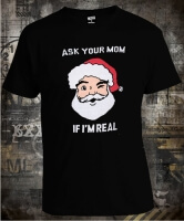 Футболка Ask Your Mom If Im Real