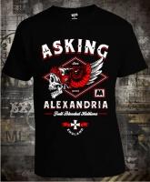 Футболка Asking Alexandria Full Blooded Hellions