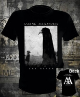 Футболка Asking Alexandria The Black