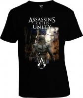Футболка Assassin's Creed Unity жен M Basic