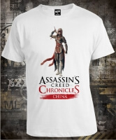 Футболка Assassins Creed Chronicles China