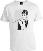 Футболка Audrey Hepburn