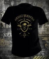 Avenged Sevenfold Shield & Sickle