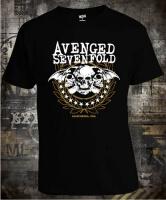 Avenged Sevenfold Three Skulls