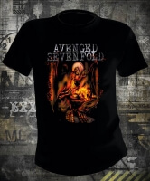 Avenged Sevenfold Fire Bat