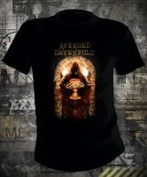 Avenged Sevenfold Golden Arch