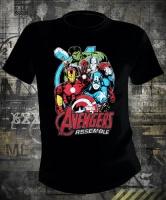Футболка Avengers Assemble Tour