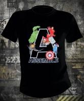 Футболка Avengers Assemble