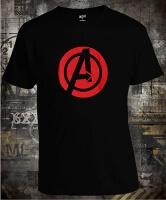 Футболка Avengers Black Widow Logo