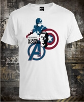 Футболка Avengers Captain America