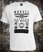 Футболка Avengers Icons