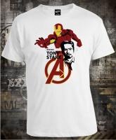 Футболка Avengers Iron Man