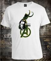 Футболка Avengers Loki