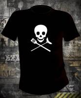 Футболка BBQ Skull
