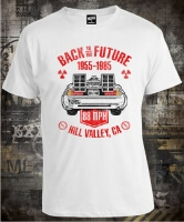 Футболка Back To The Future Hill Valley 55-85
