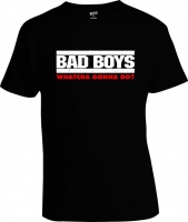 Футболка Bad Boys Whatcha Gonna Do