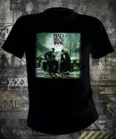 Футболка Bad Meets Evil Hell The Sequel