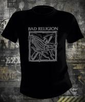 Футболка Bad Religion Against The Grain