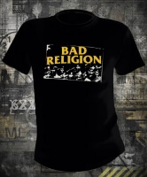 Bad Religion President Says