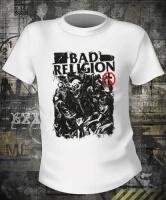 Футболка Bad Religion Skull Pit  муж М