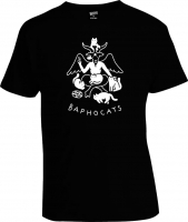 Футболка Baphocats