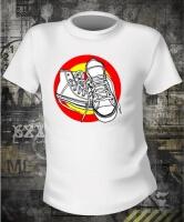 Футболка Basketball Shoes