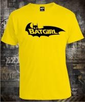 Футболка Batgirl