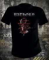 Футболка Bathory 1987