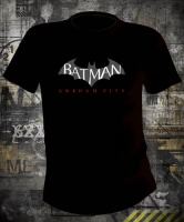 Футболка Batman Arkham City