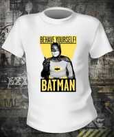 Batman Behave Yourself