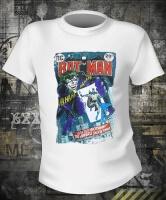 Batman Joker Comic