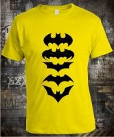 Футболка Batman Logos