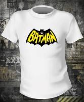 Футболка Batman Old Logo