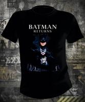 Футболка Batman Returns Poster