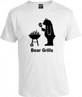 Футболка Bear Grills