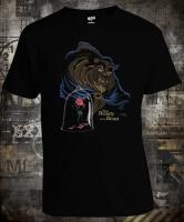 Футболка Beauty and the Beast