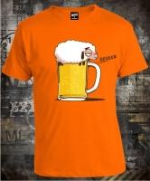 Футболка Beeeer Beer