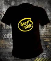 Футболка Beer inside